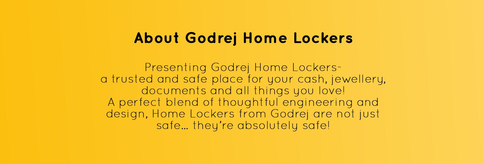 Godrej Home Lockers